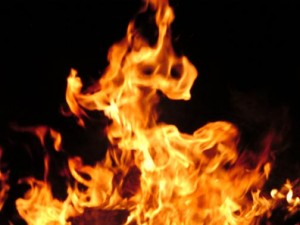 Sermon Illustrations About Being On Fire In Christ