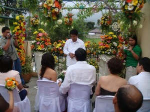 Filipino Christian Wedding