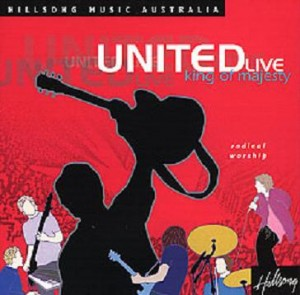 King of Majesty Hillsong United