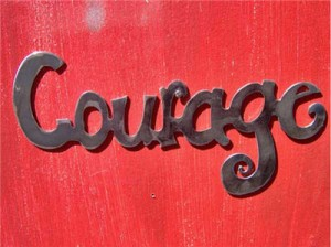 inspiring bible verses about courage
