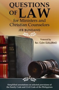 Questions of Law By Jeb Bundang