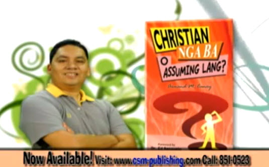 Christian Nga Ba O Assuming Lang? – A Book Review