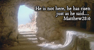 Empty Tomb and resurrection
