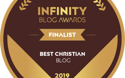 We are Best Christian Blog Finalist