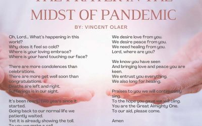 The Prayer in the Midst of Pandemic